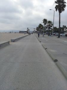 Walk to Venice Beach